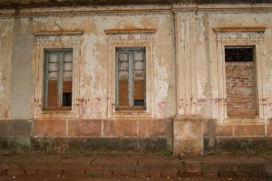 Old House by Cello Calcagno