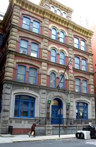 PrecinctHouse